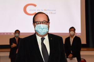 Quel État pour la France des années 2020 ?   François Hollande devant le Cercle de la réforme de l'État le 28 janvier 2021